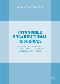 Cover Intangible Organizational Resources