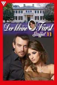 Cover Der kleine Fürst Staffel 11 – Adelsroman