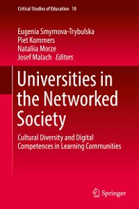 Cover Universities in the Networked Society