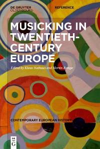 Cover Musicking in Twentieth-Century Europe