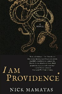 Cover I am Providence
