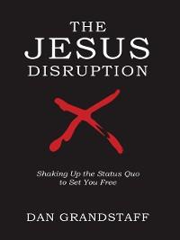 Cover The Jesus Disruption