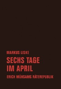 Cover Sechs Tage im April