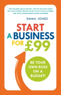 Cover Start a Business for GBP99