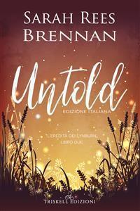 Cover Untold: Edizione italiana
