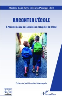 Cover Raconter l'ecole