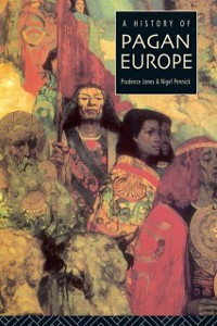 Cover History of Pagan Europe