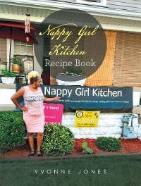 Cover Nappy Girl Kitchen Recipe Book