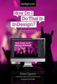 Cover How Do I Do That In InDesign?