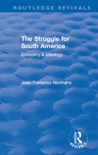 Cover Revival: The Struggle for South America (1931)