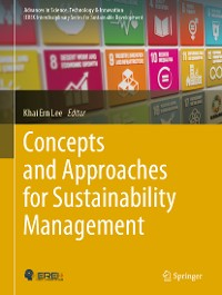 Cover Concepts and Approaches for Sustainability Management