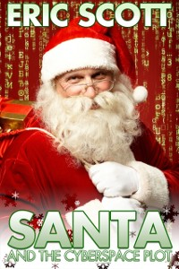 Cover Santa and the Cyberspace Plot