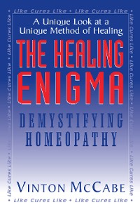 Cover The Healing Enigma
