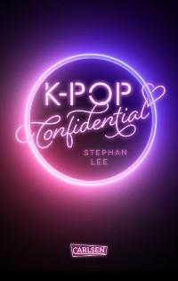 Cover K-POP Confidential