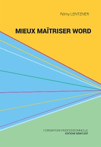 Cover Mieux maîtriser Word
