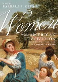 Cover Women in the American Revolution