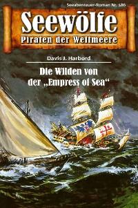 Cover Seewölfe - Piraten der Weltmeere 586