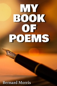 Cover My Book Of Poems