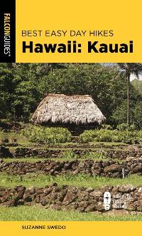 Cover Best Easy Day Hikes Hawaii: Kauai