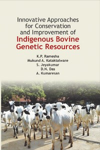 Cover Innovative Approaches for Conservation and Improvement of Indigenous Bovine Genetic Resources