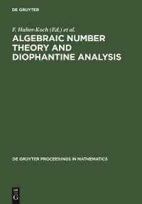 Cover Algebraic Number Theory and Diophantine Analysis