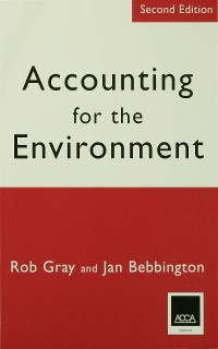Cover Accounting for the Environment