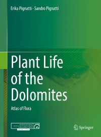 Cover Plant Life of the Dolomites