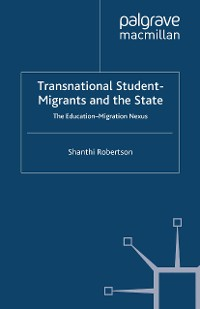Cover Transnational Student-Migrants and the State