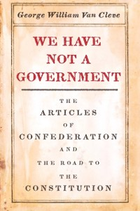 Cover We Have Not a Government