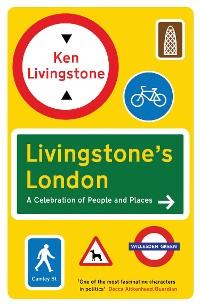Cover Livingstone's London