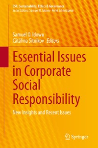 Cover Essential Issues in Corporate Social Responsibility