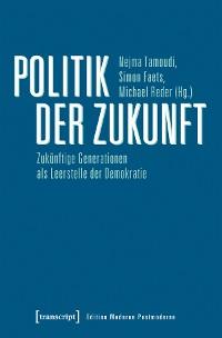 Cover Politik der Zukunft