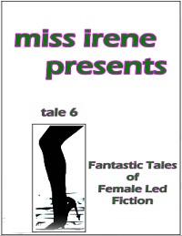 Cover Miss Irene Presents - Tale 6