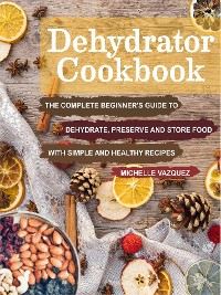 Cover Dehydrator Cookbook