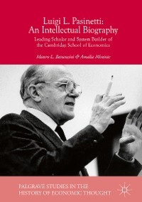 Cover Luigi L. Pasinetti: An Intellectual Biography
