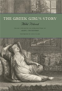Cover The Greek Girl's Story