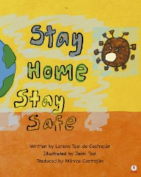 Cover Stay Home, Stay Safe