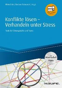 Cover Konflikte lösen - Verhandeln unter Stress