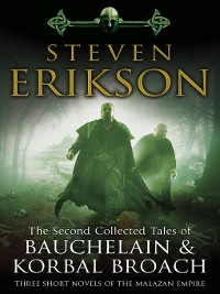 Cover The Second Collected Tales of Bauchelain & Korbal Broach