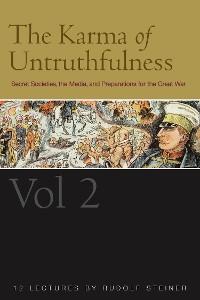 Cover The Karma of Untruthfulness: v. 2
