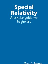 Cover Special Relativity: A Concise Guide for Beginners