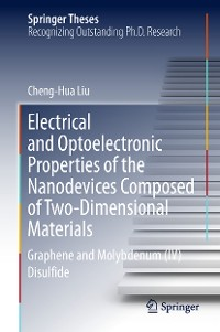 Cover Electrical and Optoelectronic Properties of the Nanodevices Composed of Two-Dimensional Materials