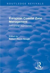 Cover European Coastal Zone Management