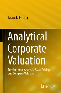 Cover Analytical Corporate Valuation
