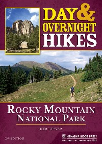 Cover Day and Overnight Hikes: Rocky Mountain National Park