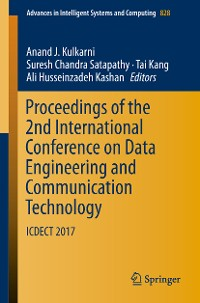 Cover Proceedings of the 2nd International Conference on Data Engineering and Communication Technology