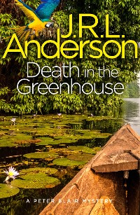 Cover Death in the Greenhouse