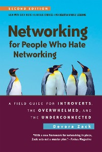 Cover Networking for People Who Hate Networking, Second Edition