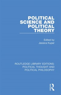 Cover Political Science and Political Theory
