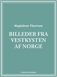 Cover Billeder fra Vestkysten af Norge